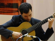 2014.12.11 Евгений Ирошников Вечер классической гитары