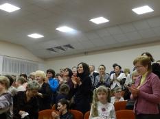 03.12.2014 Голос скрипки Страдивари
